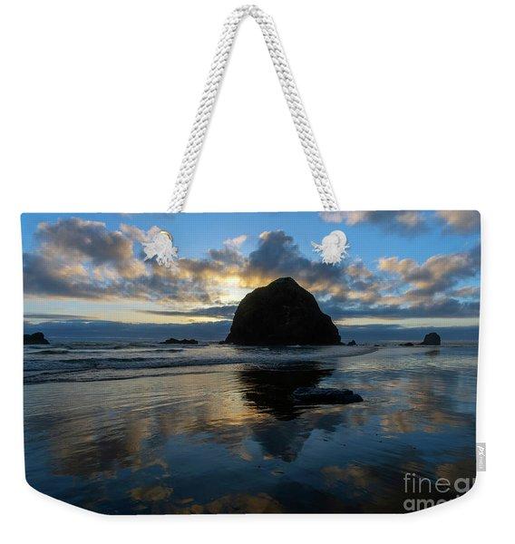 Heavens Reflected Weekender Tote Bag