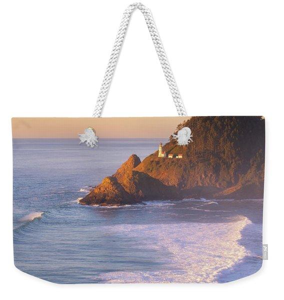 Heceta Light Weekender Tote Bag
