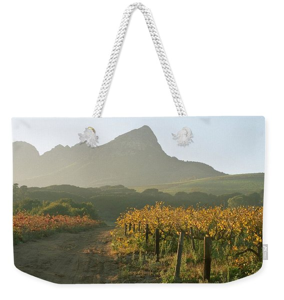 Helderburg Vineyard Weekender Tote Bag
