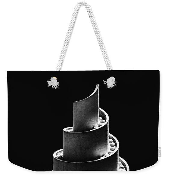 Helicity Weekender Tote Bag