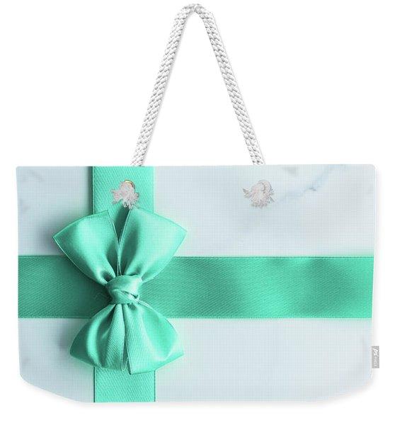 Hello Holiday I Weekender Tote Bag