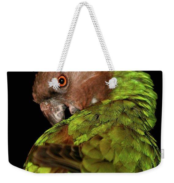 Hello Pretty Weekender Tote Bag
