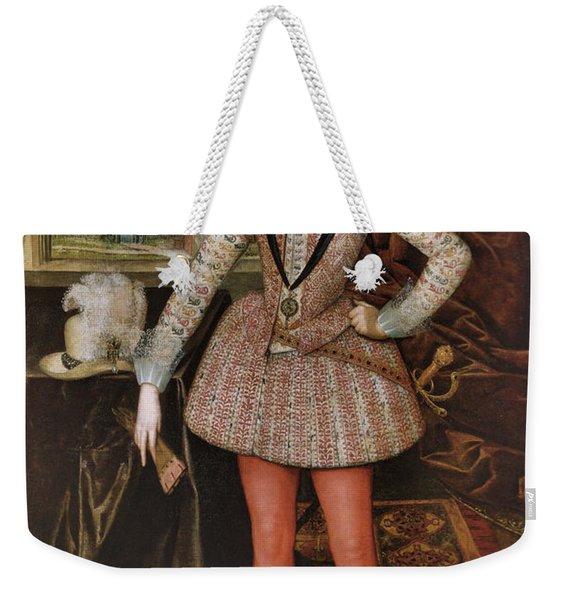 Henry, Prince Of Wales Weekender Tote Bag