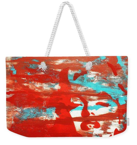 Her Glow Weekender Tote Bag