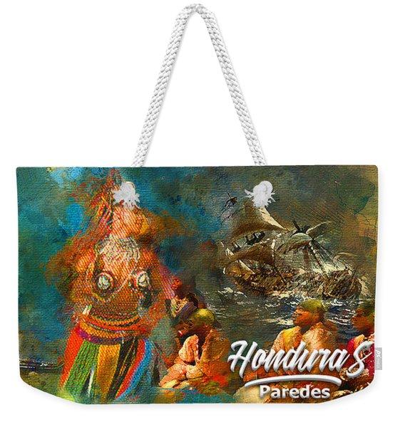 Heritage Weekender Tote Bag