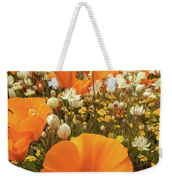 Hi I'm Poppy Weekender Tote Bag