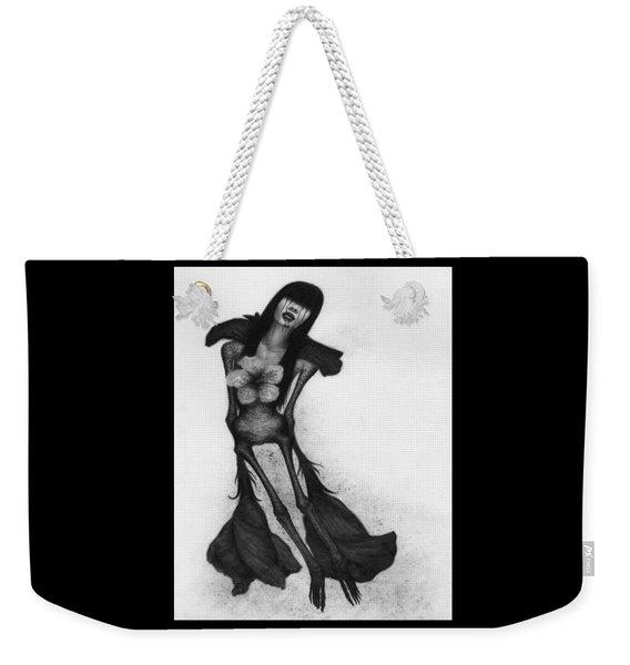 Hibiscus - Artwork Weekender Tote Bag