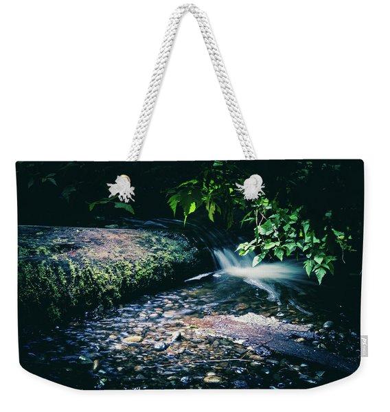 Hidden Creek IIi  Weekender Tote Bag