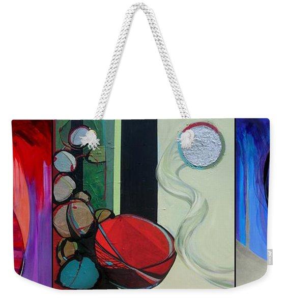 High Holy Days Weekender Tote Bag
