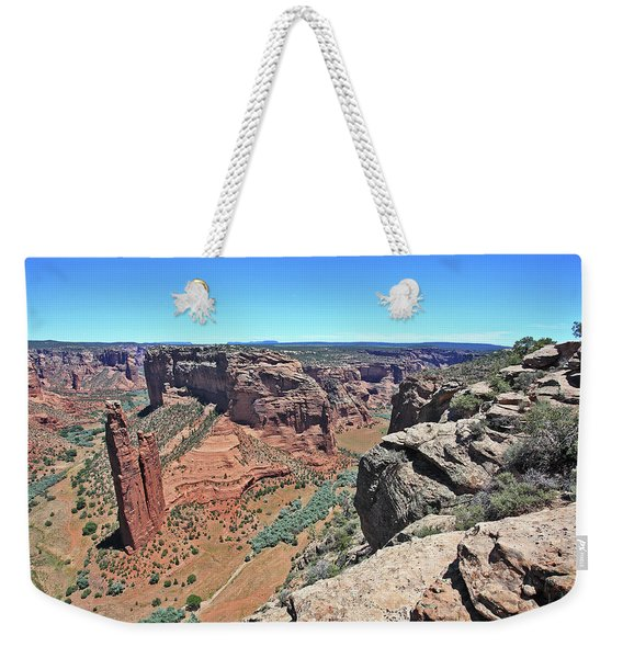 High Noon At Spider Rock Weekender Tote Bag