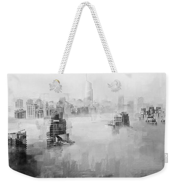 High Society Weekender Tote Bag