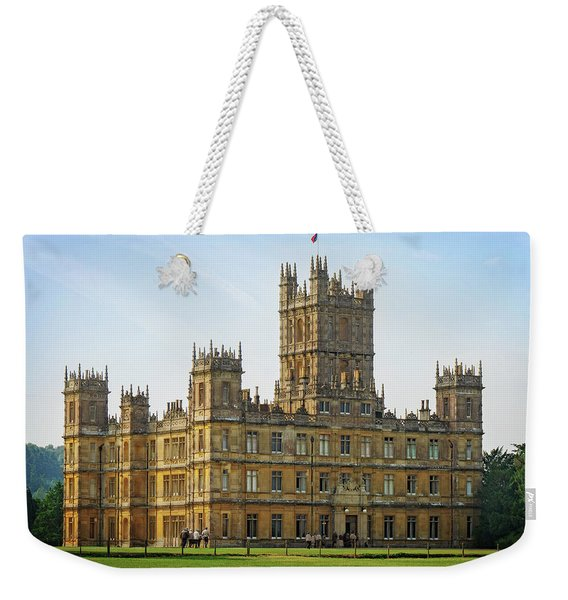 Highclere Castle Weekender Tote Bag