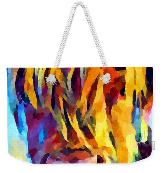 Highland Cow 5 Weekender Tote Bag