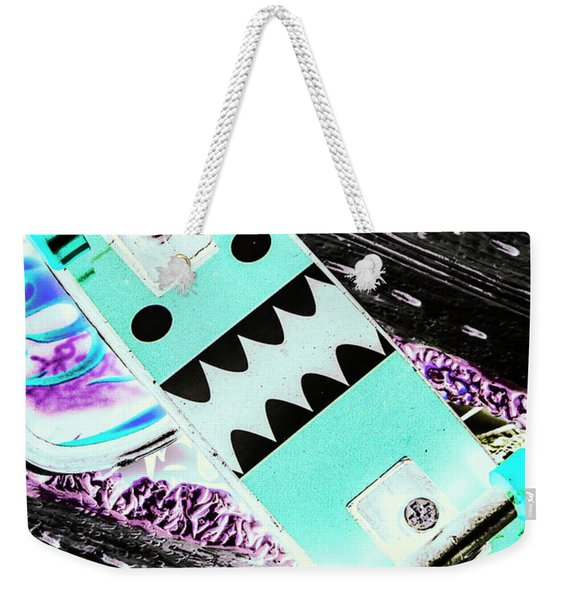 Highway Monster Decks Weekender Tote Bag