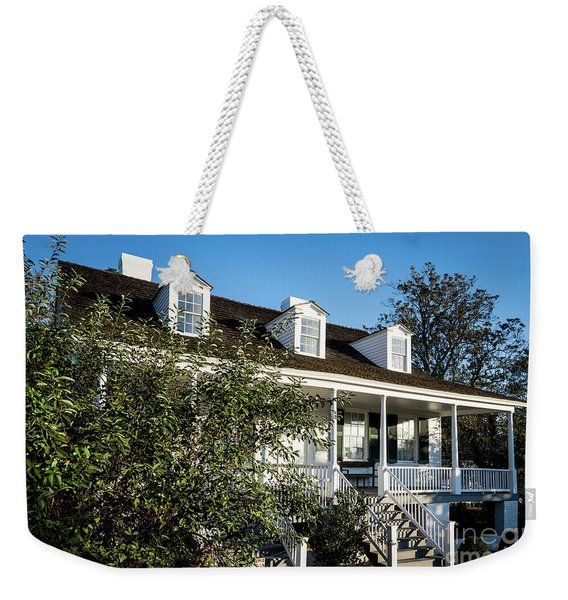 Historic Meadow Garden Augusta Ga Weekender Tote Bag