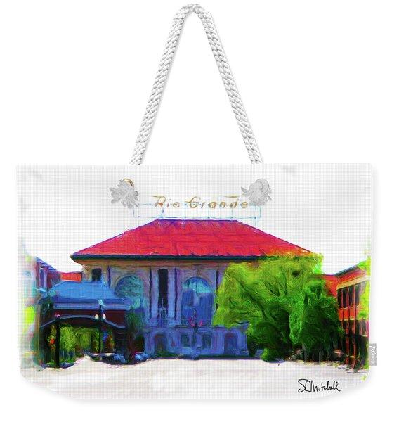 Historic Rio Grande Station Weekender Tote Bag
