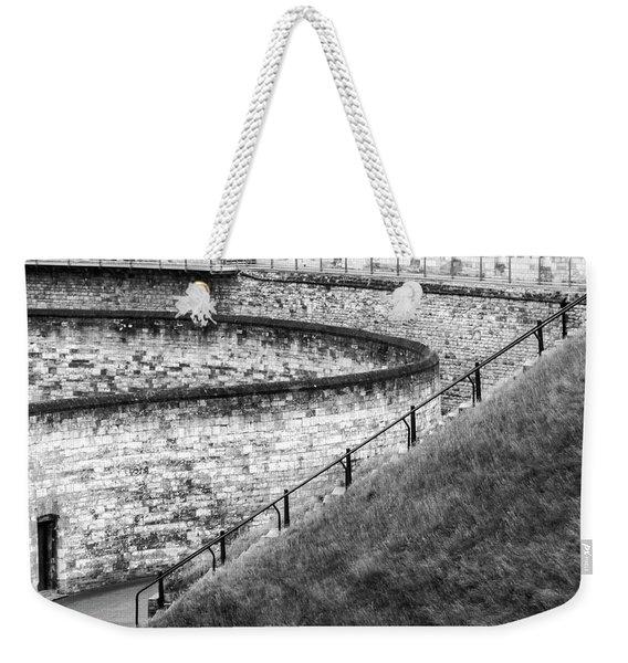 Lincoln Castle Weekender Tote Bag
