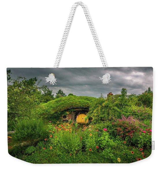 Hobbit Garden In Bloom Weekender Tote Bag