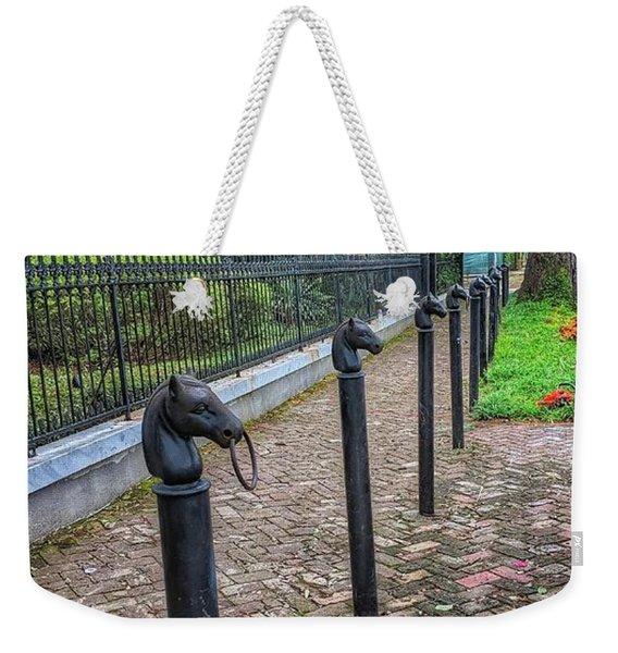 Hold My Horse Weekender Tote Bag