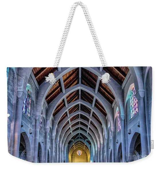 Holy Spirit Trappist Abbey Weekender Tote Bag