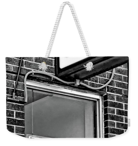 Honest Lawyer - Dream On... Bw Weekender Tote Bag
