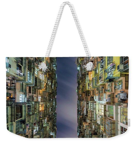 Hong Kong 33 Weekender Tote Bag