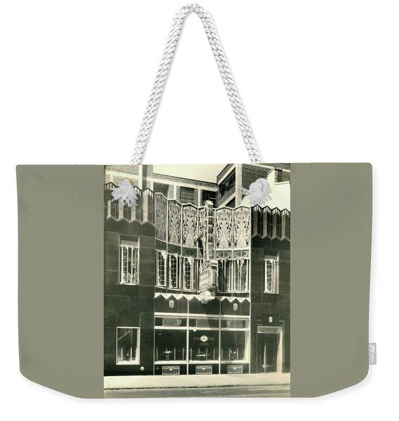 Horn And Hardart, S 18th St., Philadelphia Weekender Tote Bag