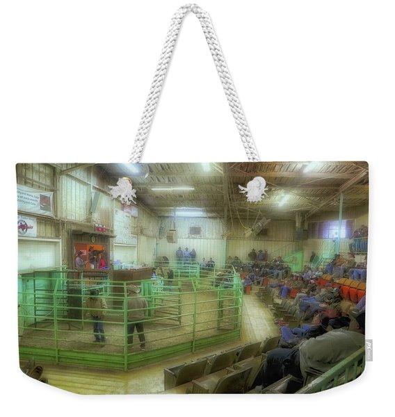 Horse Sale Weekender Tote Bag