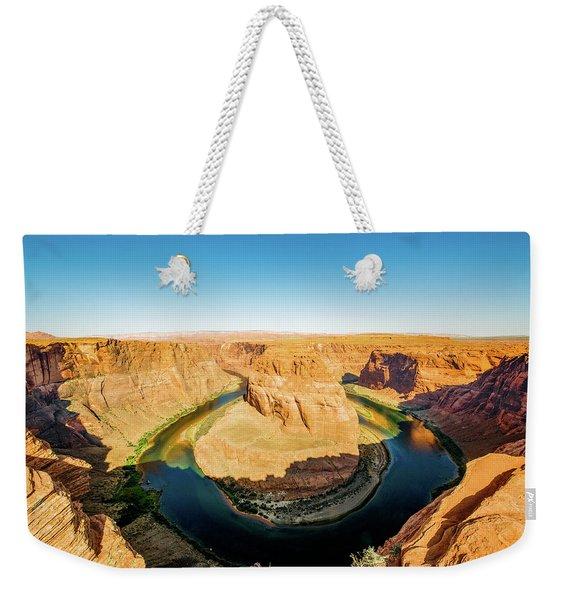 Horseshoe Bend Weekender Tote Bag
