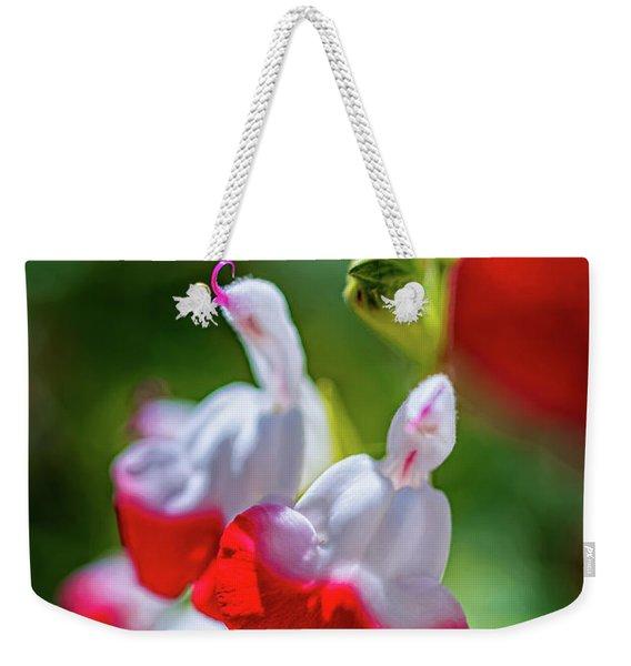 Hot Lips Weekender Tote Bag