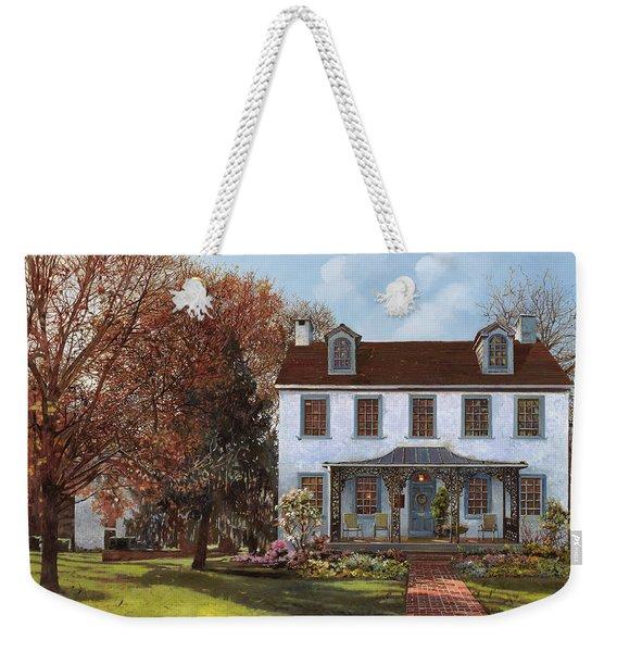 house Du Portail  Weekender Tote Bag
