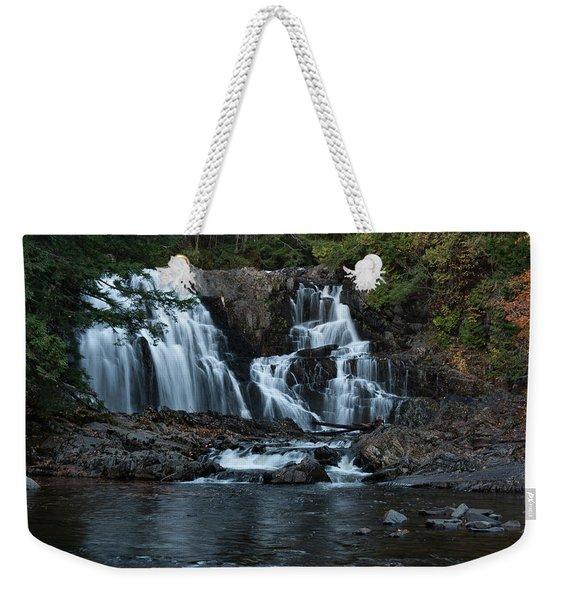 Houston Brook Falls Weekender Tote Bag