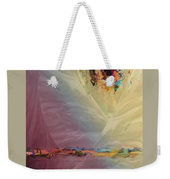 Hovering Weekender Tote Bag