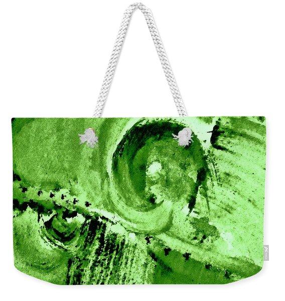 How Green Was My Valley Weekender Tote Bag