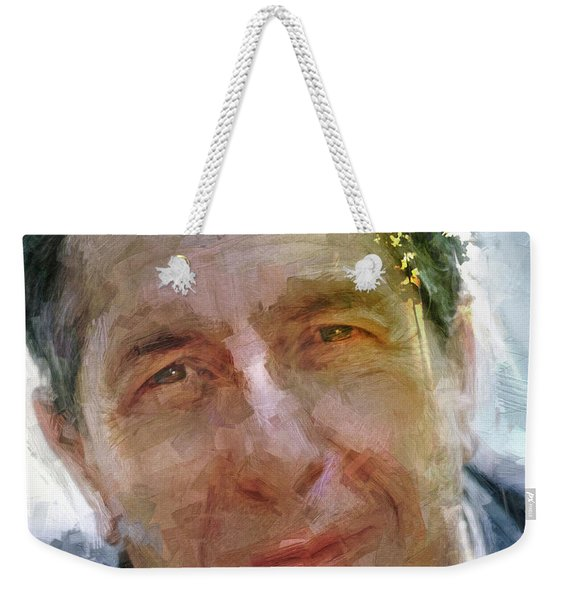 How The Light Gets In Weekender Tote Bag
