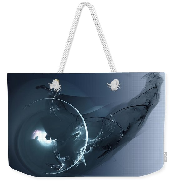 How Would You Feel Weekender Tote Bag