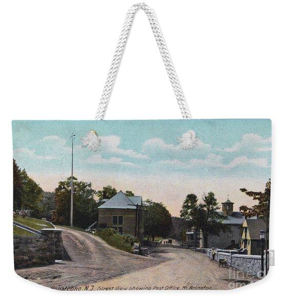 Howard Blvd. Mount Arlington Weekender Tote Bag