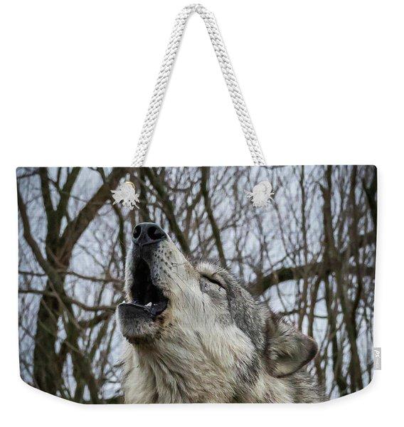 Howlin Weekender Tote Bag