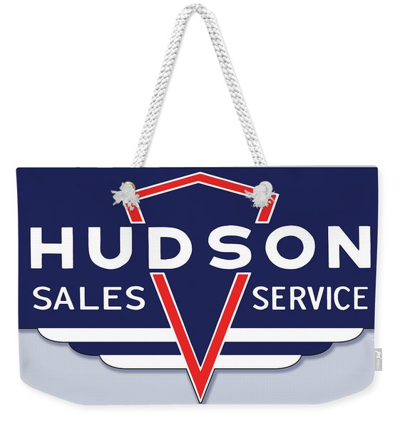 Hudson Motor Co. Weekender Tote Bag