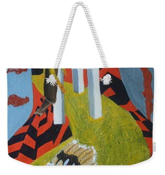 Human Capability Weekender Tote Bag