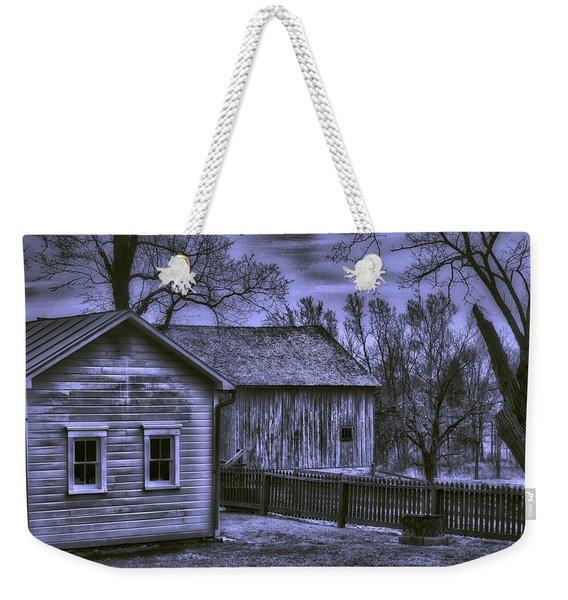 Humble Homestead Weekender Tote Bag