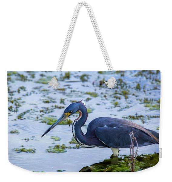 Hunt For Lunch Weekender Tote Bag