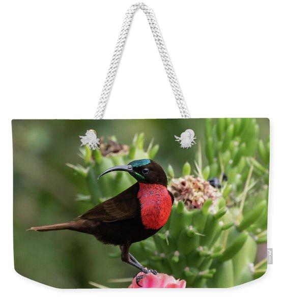 Hunter's Sunbird Weekender Tote Bag