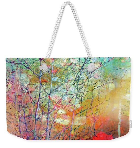 I Am So Much More Than Just A Fallen Leaf Weekender Tote Bag