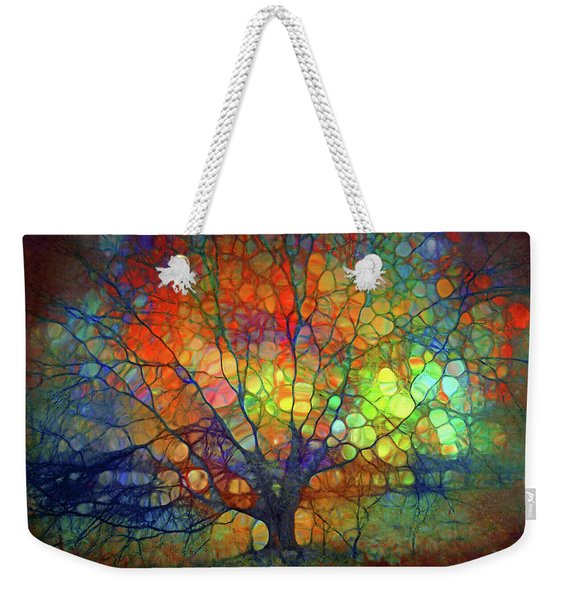 I Am So Much More Than These Bare Branches Weekender Tote Bag