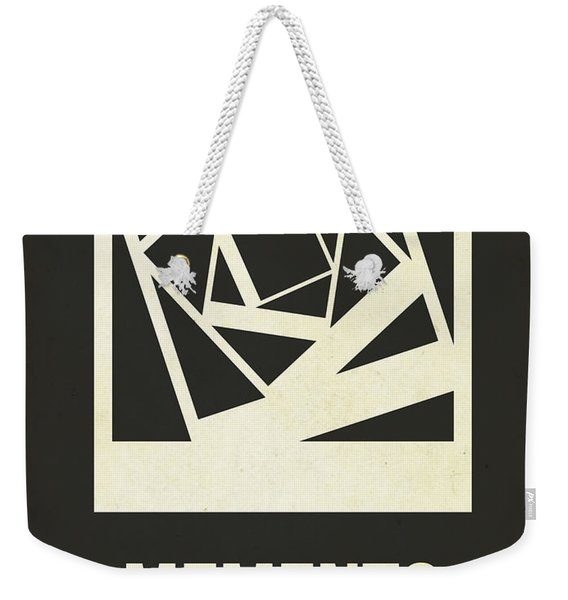 I Can't Remember Weekender Tote Bag