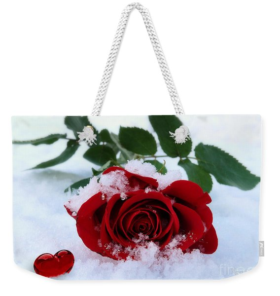 I Give You My Heart Weekender Tote Bag