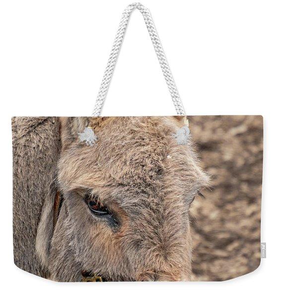 I Hear Ya Weekender Tote Bag