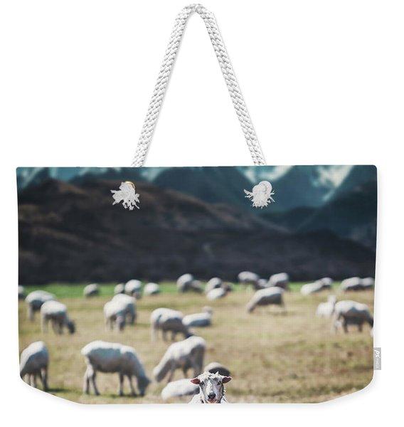 I See Ewe Weekender Tote Bag