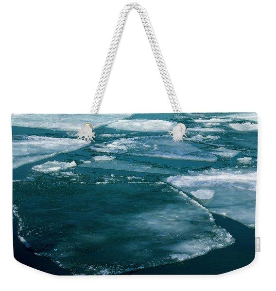 Ice 2 Weekender Tote Bag